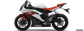 yamaha red white moto facebook cover