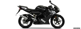 black yamaha tzr moto facebook cover