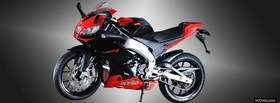 red 2012 aprilia moto facebook cover