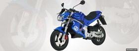 gilera dna blue moto facebook cover