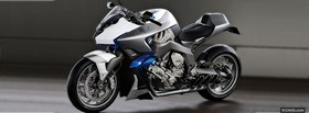 bmw concept 6 moto facebook cover