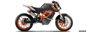 ktm 125 side moto facebook cover