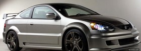 2007 acura rsx car facebook cover