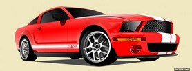 ford cobra gt 500 facebook cover