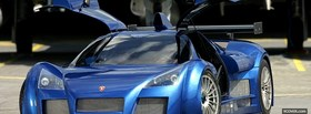 gumpert apollo car facebook cover