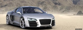 audi r8 v12 tdi car facebook cover