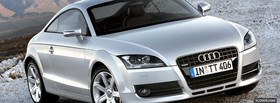 audi tt car facebook cover