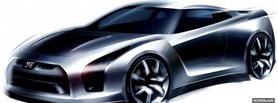 volkswagen eco racer car facebook cover