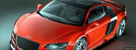 audi rsq car facebook cover