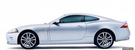 jaguar xk side facebook cover