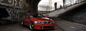 bmw schnitzer car facebook cover