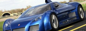 free gumpert apollo on the road facebook cover