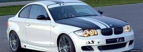 bmw 1 series tii car facebook cover