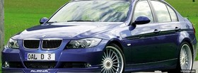 alpina d3 bmw car facebook cover