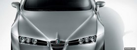 front alfa romeo car facebook cover