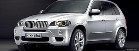 sport x5 bmw car facebook cover