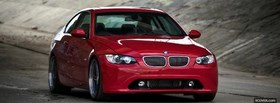 bmw 335i biturbo car facebook cover