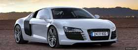 audi r8 outdoors facebook cover