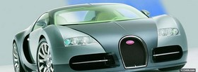 nice bugatti veyron car facebook cover