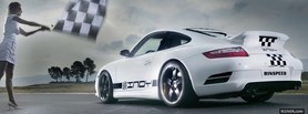 racing porsche rinspeed facebook cover