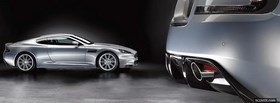 aston martin dbs car facebook cover