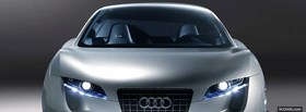 audi rsq front view facebook cover