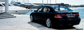 bmw 7 and boat facebook cover