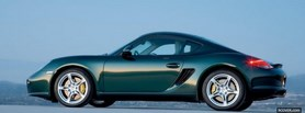 2009 porsche cayman facebook cover