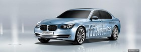 active hybride bmw car facebook cover