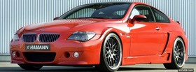 bmw m6 hamann car facebook cover