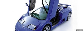 bugatti eb110 car facebook cover