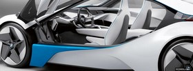 bmw vision car facebook cover