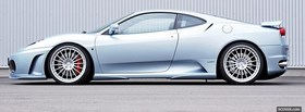 free side of f430 hamann facebook cover
