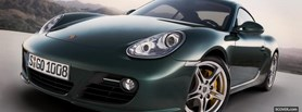 porsche cayman car facebook cover