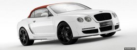 white bentley mansory facebook cover