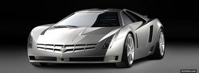 cadillac cien car facebook cover