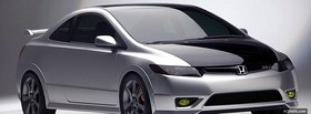 2005 honda civic car facebook cover