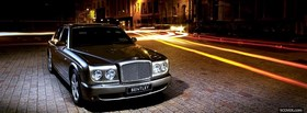 bentley arnage car facebook cover