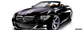 free bmw m6 convertible facebook cover