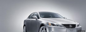 lexus is 250 car facebook cover