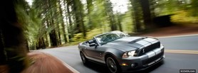 shelby gt500 car facebook cover