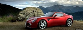 alfa romeo outside car facebook cover