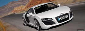 audi r8 road facebook cover