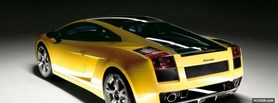2006 lamborghini gallardo facebook cover