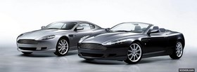 aston martin db9 cars facebook cover