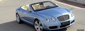 convertible bentley car facebook cover