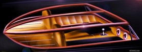 orange bmw m1 car facebook cover