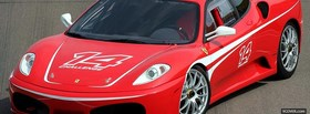 ferrari f430 challenge car facebook cover