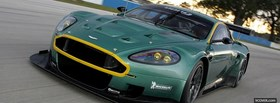 car aston martin green facebook cover