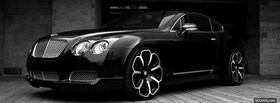 free bentley continental facebook cover